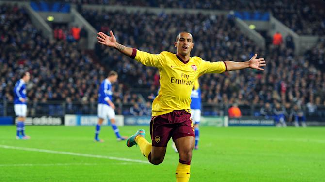 Theo Walcott is hoping to cement his place in the Arsenal team