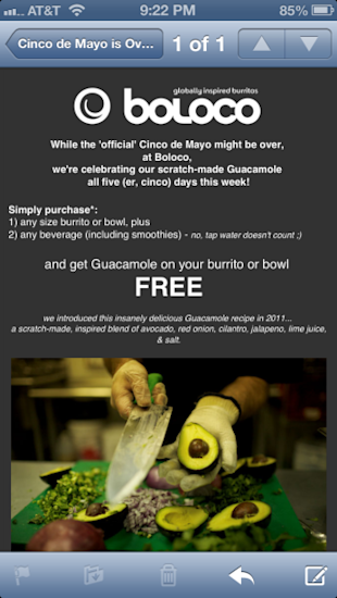 How to Create Mobile Friendly Emails that Inspire Action image Boloco3 338x600