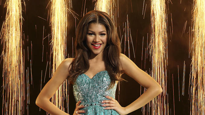 """Dancing with the Stars"" Season 16 ZENDAYA"