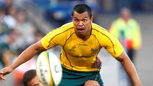 Super Rugby - Wallaby Beale to play for Randwick in Sydney competition
