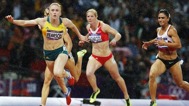 Olympic Games - Meares and Pearson offer respite for Australia Olympic gloom