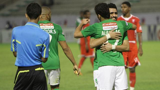 African Football - Al Ahli win away to boost Champions League chances