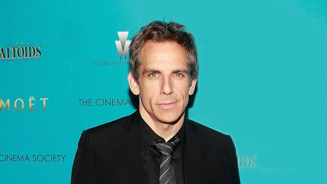 Ben Stiller Weinstein Company With Cinema Society And Altoids