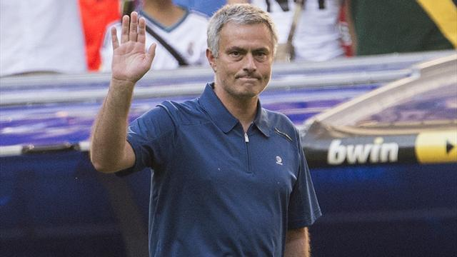 Premier League - Mourinho 'in London' say reports