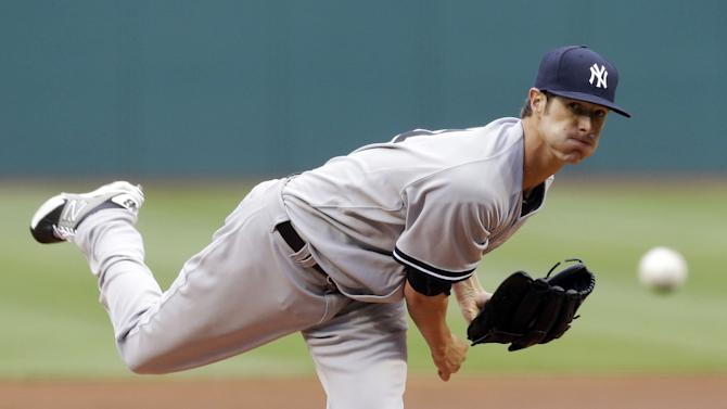 Greene gets first win as Yankees beat Indians 5-3