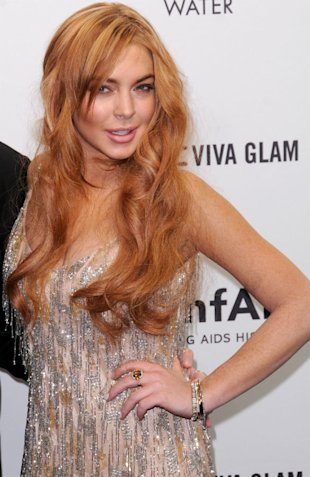 Will Lindsay Lohan Make It To Court Today? Star 'Still In New York After Deboarding Plane'