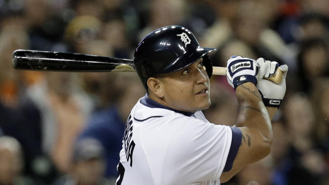 Cabrera homers, Tigers beat Mariners 6-2