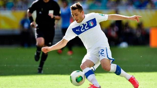 Serie A - Giaccherini completes Sunderland move