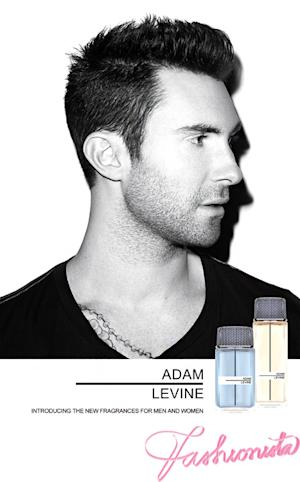 Adam Levine Launches Eponymous Line of Fragrances