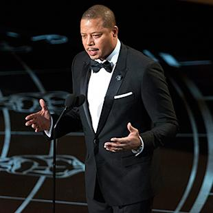 "Terrence Howard: ""I Choked"" at the Oscars, Was Distracted By Oprah: Watch"
