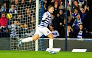 Queens Park Rangers' Moroccan midfielder Adel Taarabt celebrates scoring during his side's Premier League match against Fulham at Loftus Road in west London on December 15, 2012. Taarabt says he wants to play for Morocco at next month's Africa Cup of Nations, despite his club manager Harry Redknapp's request for him to skip the tournament