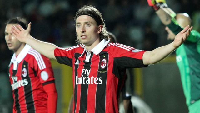 Serie A - Milan name Montolivo as captain