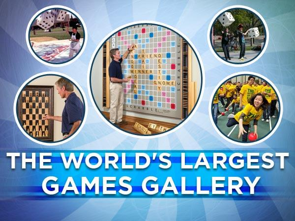 The World's Largest Games