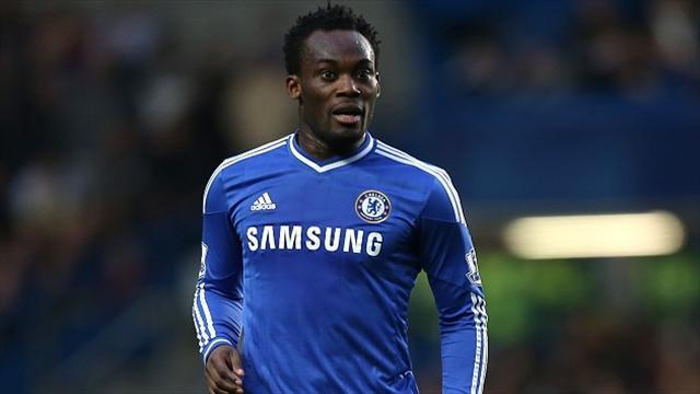 Serie A - Chelsea's Essien completes move to Milan