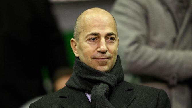 Ivan Gazidis has taken on more responsibility within European football