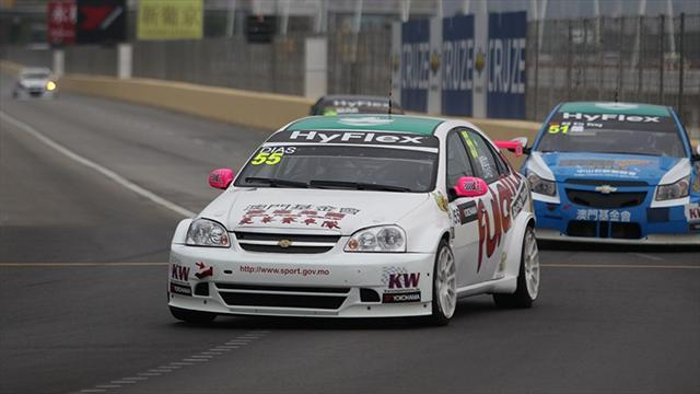 WTCC - China Dragon Team to run four cars in Macau