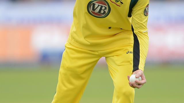 Cricket - Clarke to sit out opening ODIs