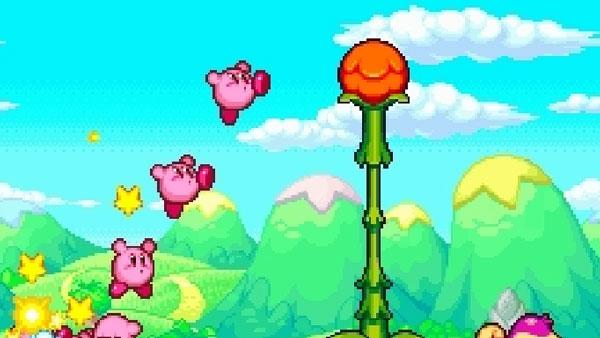 Kirby's Mass Attack