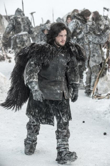 Kit Harington as Jon Snow in 'Game of Thrones' Season 3 -- Helen Sloan/HBO