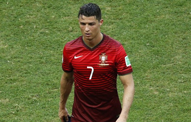 Team USA on Ronaldo: 'We don't make a big deal about Cristiano'
