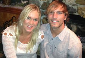 Bethany Hamilton and Adam Dirks | Photo Credits: Bethany Hamilton