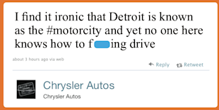 Triumphs and Train Wrecks: Brands that Successfully Recovered—and Didn't—From Social Media Fails image chrysler