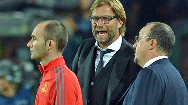 Champions League - Dortmund's Klopp will not appeal two-game ban