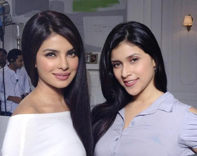 Priyanka introduces her cousin Barbie