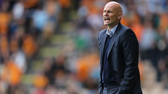 Football - Solbakken sacked by Wolves
