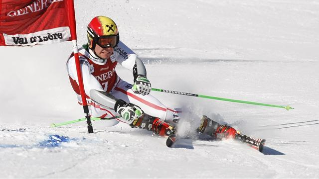 Alpine Skiing - Men's Slalom: LIVE