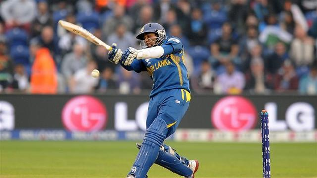 Cricket - Dilshan and Perera hit Sri Lanka to T20 win
