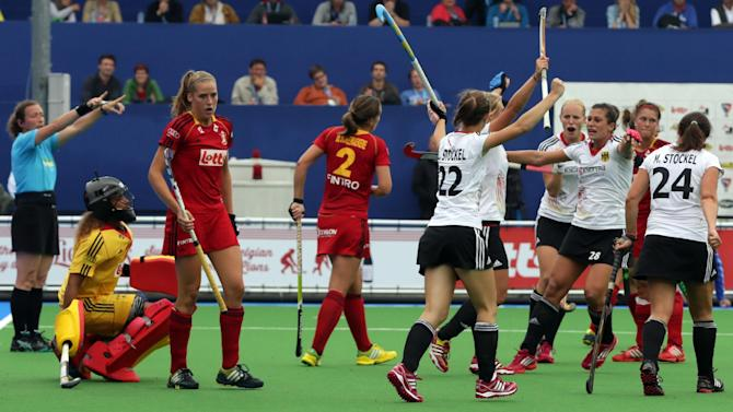 Belgium Eurocup Hockey Women