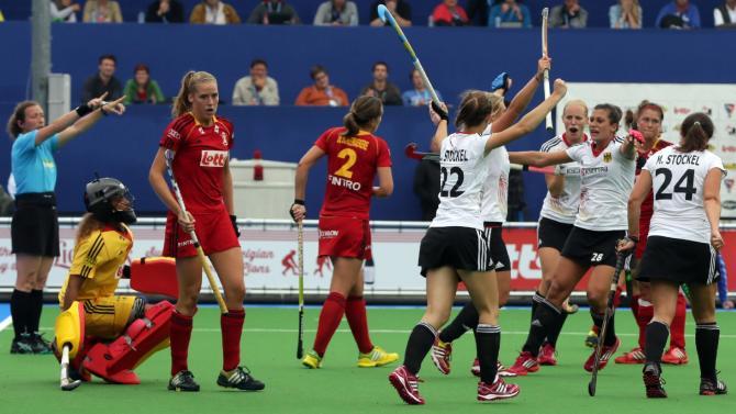 Belgium Eurocup Hockey Women