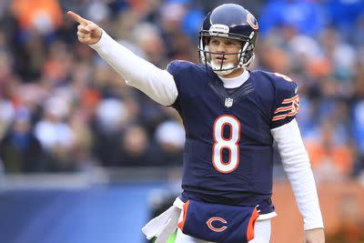 Jimmy Clausen's Week 16 performance raises new questions for the Chicago Bears