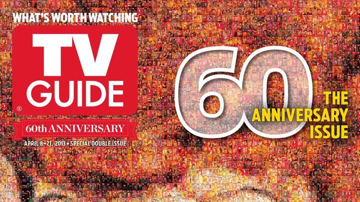 TV Guide 60th Anniversary