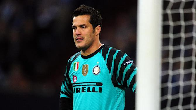 Julio Cesar could be on his way to QPR