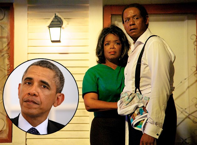 Oprah Winfrey and Forest Whitaker (but not President Obama) star in 'Lee Daniels' The Butler'