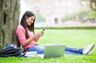 Mobile Apps for College Students image college student 300x199