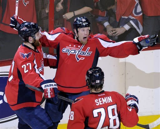 Ovechkin helps Caps beat Rangers 2-1, force Game 7