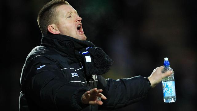 Scottish Football - St Johnstone boss Lomas facing further sanctions