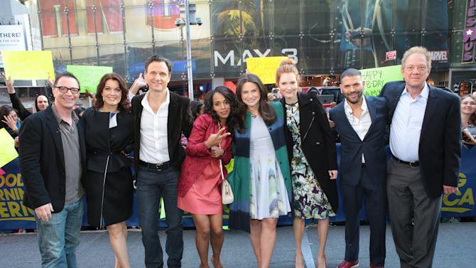 Scandal on GMA
