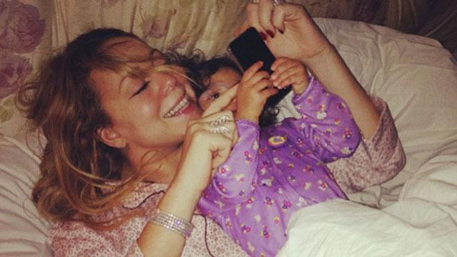 Mariah Carey's Daughter to Appear on New Album