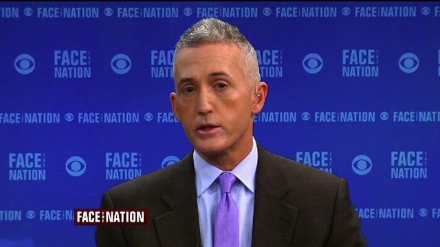 Gowdy: Clinton wiped email server clean, deleted all emails
