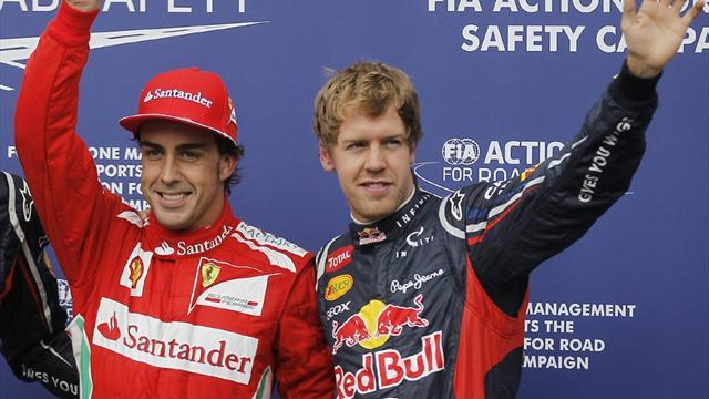 Vettel 'to join Ferrari in 2014'