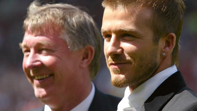 Premier League - Paper Round: Becks considered Fergie as MLS coach