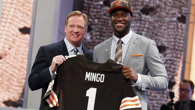 American Football - Mingo set to miss Browns' opener