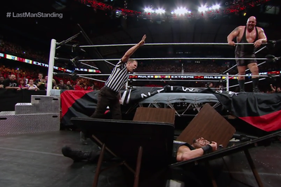 What we learned from WWE Extreme Rules 2015