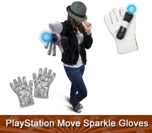 PlayStation Move Sparkle Gloves