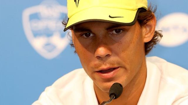 Tennis - Nadal making hard court look easy as US Open approaches