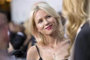 Naomi Watts attends director Lee Daniels' 'The Butler' New York film premiere in New York
